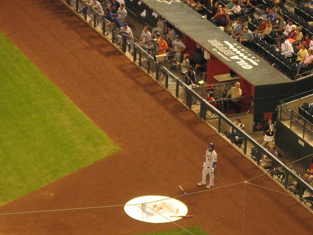 Chase Field Food Delivery