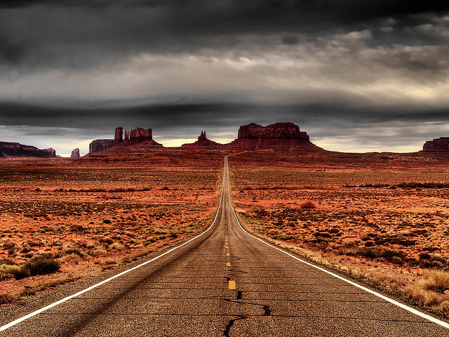 US 163 Monument Valley