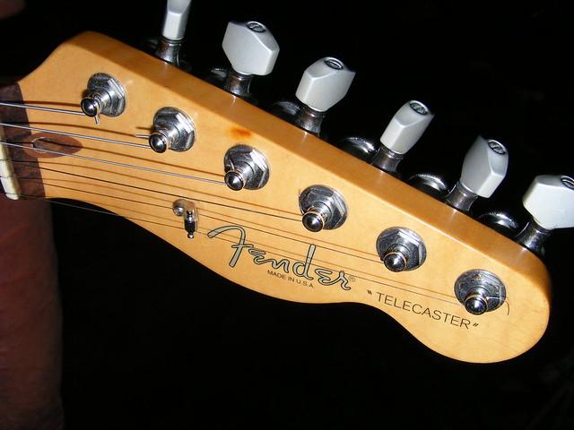 Photo:Fender Telecaster By Last Hero