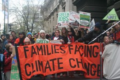 Climate Emergency Families facing Climate Change
