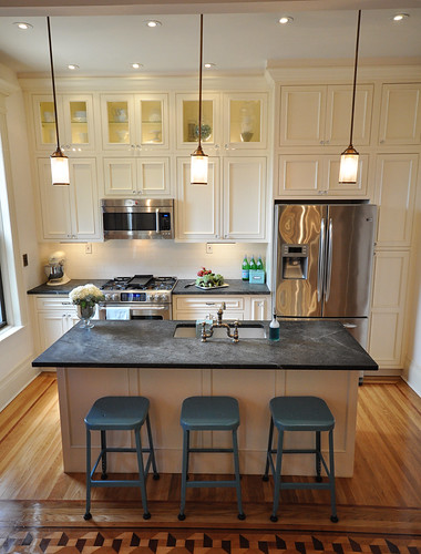Modern Victorian Kitchen