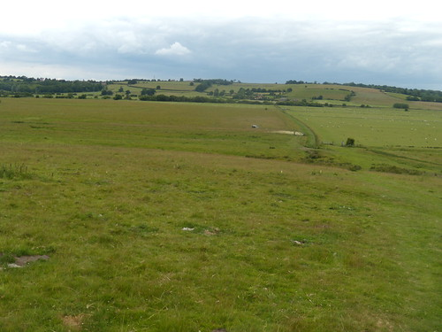 Looking back from Icklesham