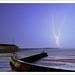Pier Storm by Christian Davies
