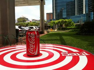 Caffeine junkie ;) #CocaCola