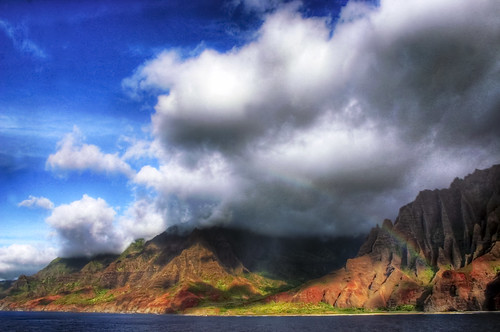 The Cliffs of Kaua'i