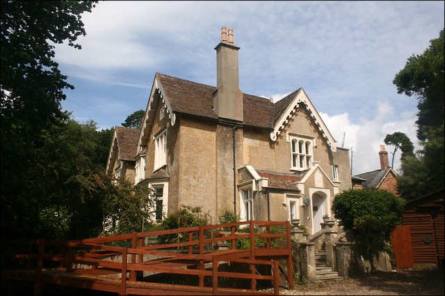 Brownsea villa