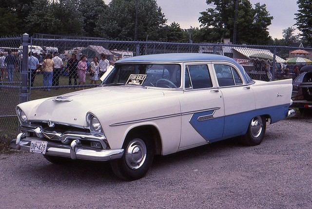 1956 plymouth savoy 4 door flickr photo sharing