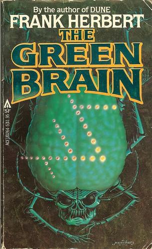 Green Brain - Frank Herbert