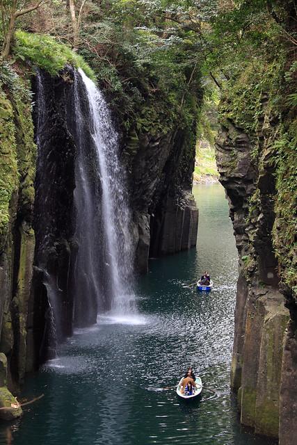 Manai Waterfall / 真名井の滝(まないのたき)