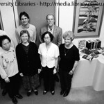 Center for International Collections and Microforms, Maps and Non-Print staff, Ohio University