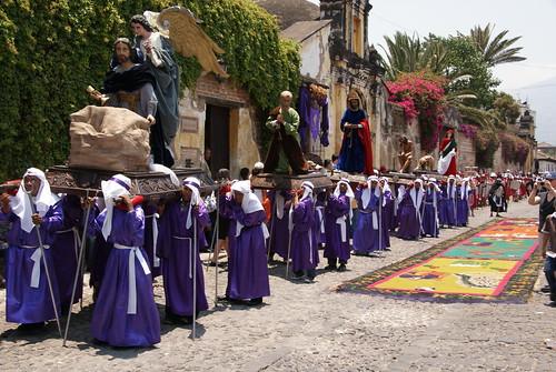 Semana Santa Antigua