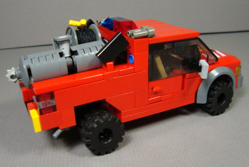 lego chevy silverado instructions