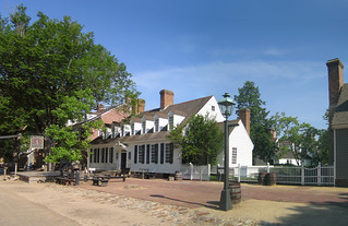ColonialWilliamsburg- RaleighTavern [1717]