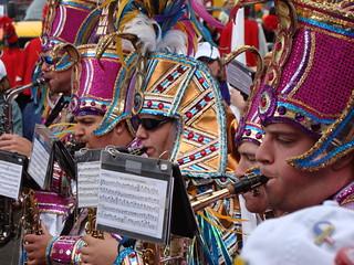 Philadelphia Mummers Band