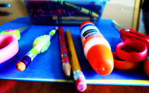 kids arts and crafts tools