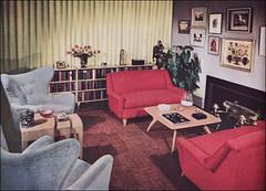 8s Living Room - Heywood Wakefield | Modern Home Planned … | Flickr