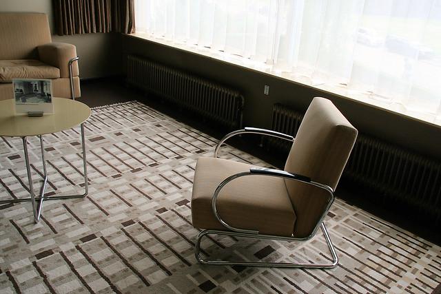 Nai huis sonneveld fauteuil gispen 407 beige explore qui flickr phot - Fauteuil crapaud beige ...