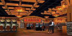 Cashier Room Design