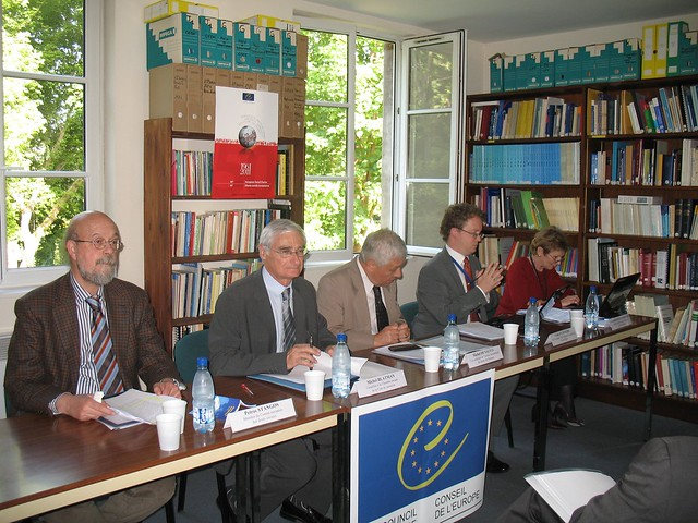 Séminaire autour d'une réflexion sur la jurisprudence de la Charte sociale européenne, 9 mai 2011