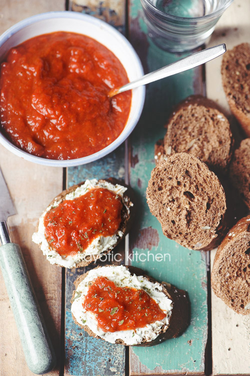 Ajvar « Kayotic Kitchen