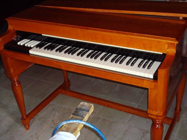 midi organ controller for native instruments b4 flickr photo sharing. Black Bedroom Furniture Sets. Home Design Ideas