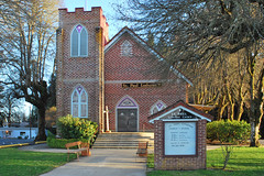 St. Paul Lutheran Church, Sherwood Oregon - 1