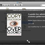 Books 4: ePub QuickLook preview