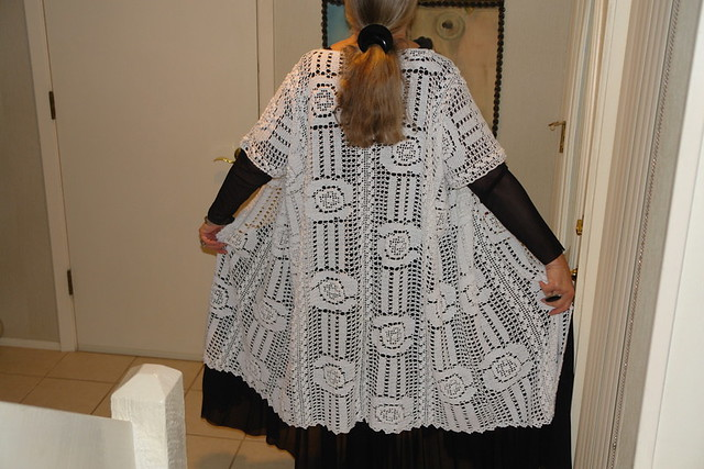 Crocheted Dusting Mitt | Free Crochet Patterns