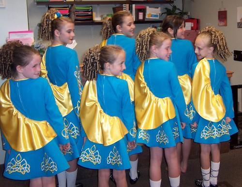New dresses for sale from Irish Dancer's Catalogue elegant