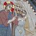 Lourdes Mosaics by Irish College