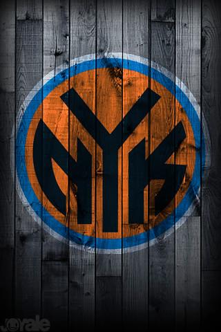 new york knicks iphone 4 wallpaper