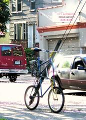 Bicycle on Stark St
