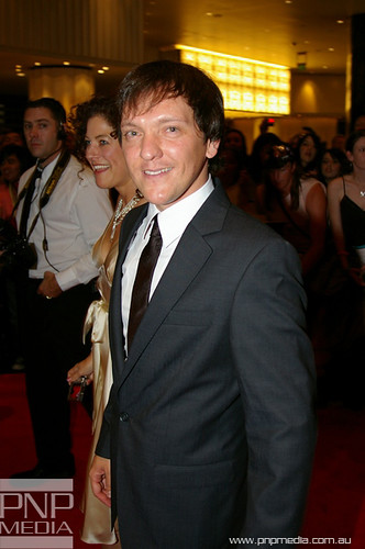 The 50th TV Week Logie Awards 2008 _ Chris Lilley