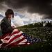 The Flag Mender by LukeOlsen