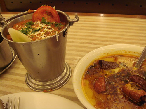 Dinner 05-21-2009: Kalyani Veg