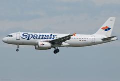 Spanair Airbus A320-232 EC-KOX (30162)