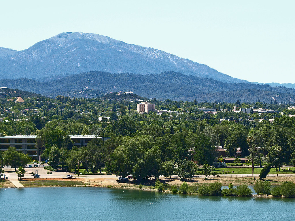 City Of Redding Shasta County California Tripcarta