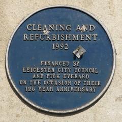 Photo of Blue plaque № 1521