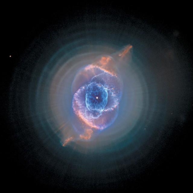 Cat's Eye Nebula (NGC 6543) | Flickr - Photo Sharing!