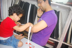 Marziya Can Take Trouser and Shirt Measurements by firoze shakir photographerno1