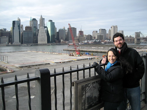 Brooklyn Heights Promenade 2009