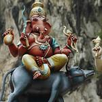 Ganesh Statue, Batu Caves - Kuala Lumpur, Malaysia