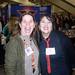 Robyn Hill and Mimi Cruz