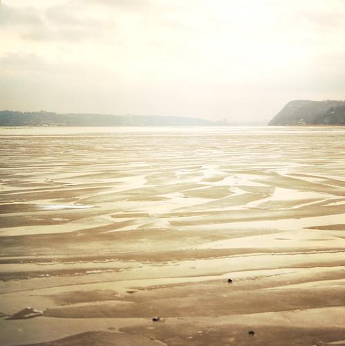 newyork 120 film ice water river frozen fnd hasselblad hudson portra piermont freshwater palabra 400nc 120mmcf