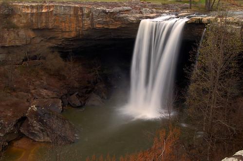 longexposure d50 waterfall nikon falls citypark noccalula gadsdenalabama etowahcounty loriwalden