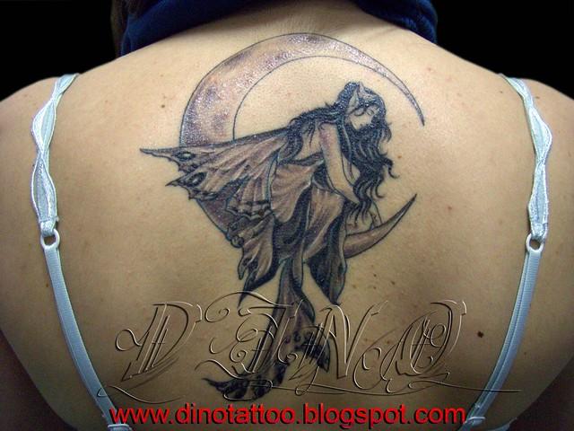 Tattoo Fairy Tatuaje Hada Fada