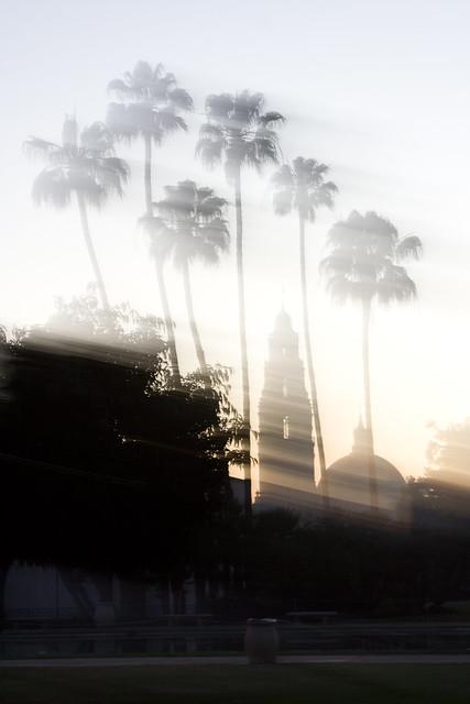 Movement blur