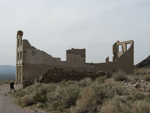 3376560214 12aaed1584 Ghost Town of Rhyolite, Nevada (19)