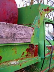 McCutchenville Speedway Water Truck
