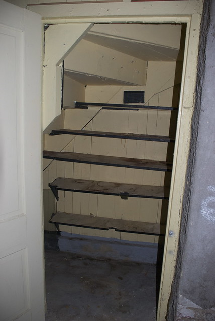 closet under the basement stairs Flickr Photo Sharing